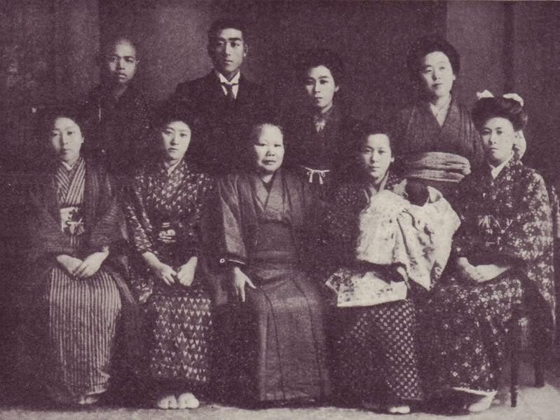 From Maid to Missionary: Tsune IshidaNachie